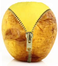 pomme de terre brulure peau remède guerison
