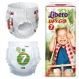 Libero Up&Go 7 - Child from 16 to 26 kg - 18 pull-up pants
