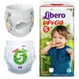 Libero Up&Go 5 - Child from 10 to 14 kg - 22 pants