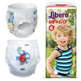 Libero Up&Go 6 - Child from 13 to 20 kg - 20 pull-up pants