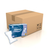 ATTENDS® Contours Regular 5 - Box of 210 incontinence pads