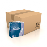 ATTENDS® Contours Regular 10 - Box of 84 incontinence pads