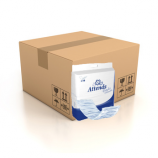 ATTENDS® 12 x 39 cm - Box of 280 rectangular incontinence pads