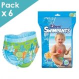 Libero SwimPants - Small - Box of 36 swimming trunks with diaper