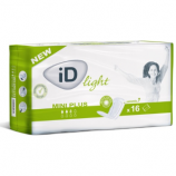 iD Light Mini Plus - 20 protection anatomiques