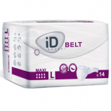iD Expert Belt Maxi - Large - 14 Belted all-in-one briefs