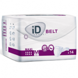 iD Expert Belt Maxi - Medium - 14 Belted all-in-one briefs