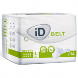 iD Expert Belt Super - Large - 14 changes avec ceinture