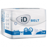 iD Expert Belt Plus - Medium - 14 changes avec ceinture