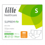 Lille Suprem Fit Extra Plus - Small - 20 all-in-one briefs