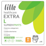 Lille Suprem Pants Extra - Medium - 14 Pull-up pants
