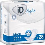 iD Expert Light Maxi - 28 Incontinence pads