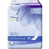 TENA® LADY EXTRA PLUS 16 incontinence pads