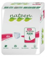 Nateen - Flexi Plus - Large - 10 pull-up pants