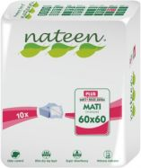 Nateen Mati Plus 60 x 60 cm - 10 bed protection sheets