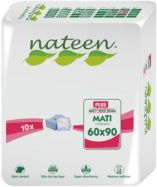 Nateen Mati Plus 60 x 90 cm - 10 bed protection sheets