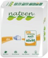 Nateen Mati Soft 60 x 90 cm - 10 bed protection sheets