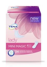 Tena® Lady Mini Magic - 34 incontinence pads