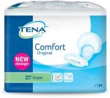 Tena Comfort Super - 36 plastic backed two-pieces