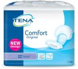 Tena Comfort Maxi - 28 plastic backed two-pieces