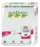 Nateen Combi Plus Medium - 10 changes complets