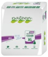 Nateen Combi Super Ultra XL - 10 All-in-on briefs