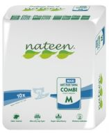 Nateen Combi Maxi Medium - 10 changes complets