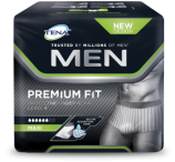 Tena Protective Underwear Men Level 4 Medium- 12 protections
