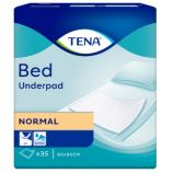 Tena® Bed Normal 60 x 90 cm Underpad - 35 bed protection sheets