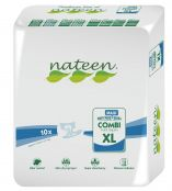 Nateen Combi Maxi XL - 10 All-in-one briefs