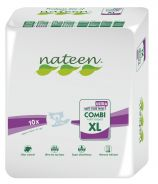 Nateen Combi Ultra XL - 10 all-in-one briefs