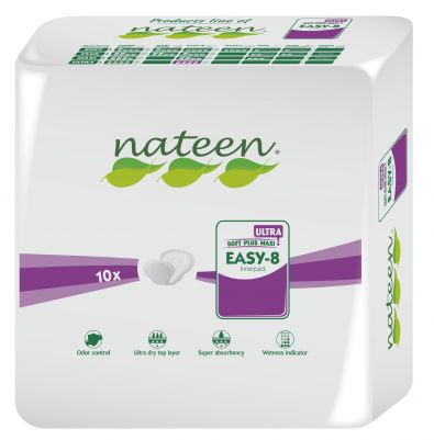 Nateen Easy-8 Ultra - 10 two-pieces
