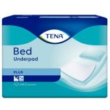 Tena Bed Plus 60 x 40 cm - 40 bed protection sheets