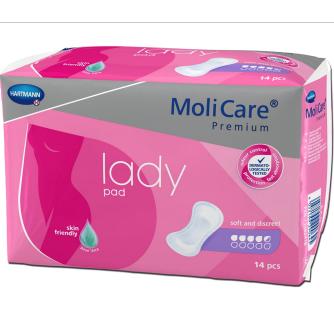 Hartmann Molicare Premium Lady Pads 4 5 Drops 14