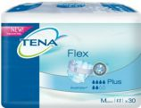 TENA® FLEX PLUS - 30 belted all-in-one briefs - Medium