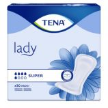 TENA® LADY SUPER 30 incontinence pads