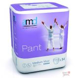 AMD Pant Maxi - Pull On - Medium - 14 protective underwear