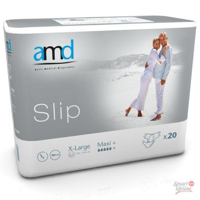Amd Slip Maxi Plus Extra-Large
