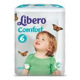 Libero Comfort 6 - Child from 12 to 22 kg - 46 diapers