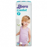 Libero Comfort 7 - Child from 15 to 30 kg - 42 diapers