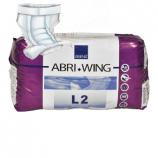 ABENA Abri Wing Premium 2 - Large - 14 belted all-in-one briefs