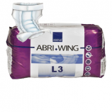 ABENA Abri Wing Premium 3 - Large - 14 belted all-in-one briefs