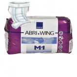 ABENA Abri Wing Premium 1 - Medium - 14 all-in-one belted briefs