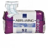 ABENA Abri Wing Premium 2 - Small - 14 belted all-in-one briefs