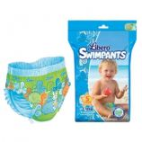 Libero SwimPants Small - 6 swimming trunks with diaper