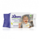 Libero hand and face wipes for babies - 20 pcs